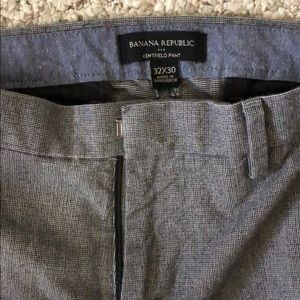Banana Republic men's Kentfield Dress Pants